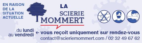 La scierie Mommert uniquement sur rdv