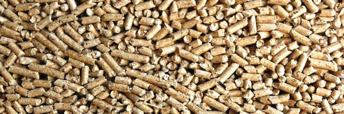 C'est de saison, les palettes de granulés / pellets sont disponibles !